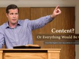4 Min Vid: Content? Or Everything Would Be Ok If? – Jesse Barrington