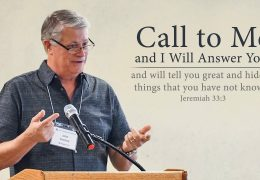 Call to Me and I Will Answer You (Jeremiah 33:3) – John Greene