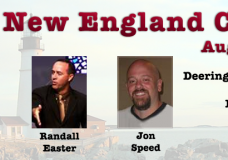 Gospel For New England Conference – Charles Leiter, Mack Tomlinson + Others