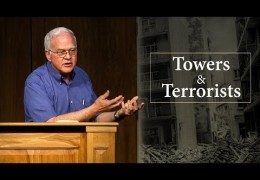 Towers & Terrorists (Luke 13:1-5) – Charles Leiter
