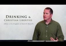 Drinking and Christian Liberties – Tim Conway