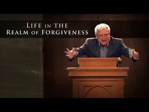 Life in the Realm of Forgiveness – Don Johnson (2013 Fellowship Conference Sermon #4)