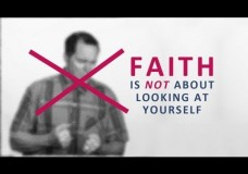 Faith is NOT About Looking at Yourself – Tim Conway 7 min Excerpt + Full Sermon
