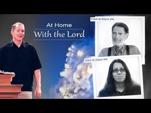 At Home With the Lord (5 min)