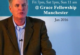 Don Currin (Heartcry) At Grace Fellowship Manchester this Weekend