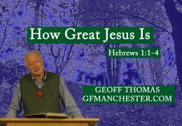 How Great Jesus Is