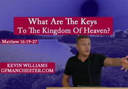 What Are The Keys To The Kingdom Of Heaven?