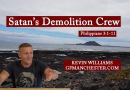 Satan's Demolition Crew