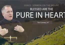 Blessed Are The Pure In Heart  – Tim Conway