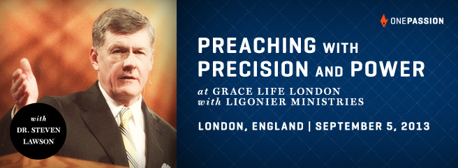 2 Conferences at Grace Life London  – Beating Porn + Womanhood + Steve Lawson on Preaching