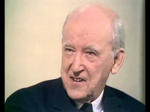 Joan Bakewell Interviews Dr. Martyn Lloyd Jones on The Daily Politics Show
