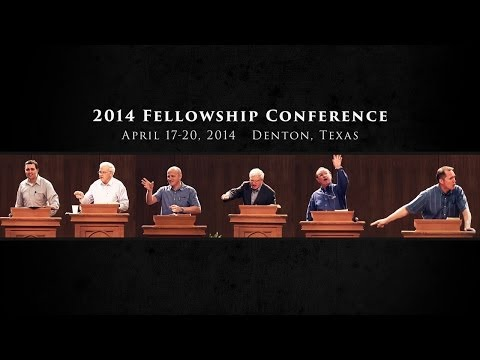 2014 Fellowship Conference