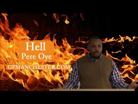 Matt 25:45-46 – Hell – Pere Oye