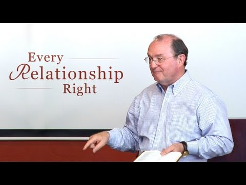 Every Relationship Right – Mack Tomlinson