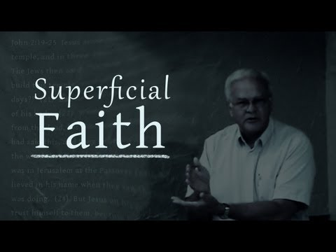 Superficial Faith By Charles Letier