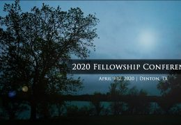 Lord, Help Me to Grow | 2020 Fellowship Conference Trailer
