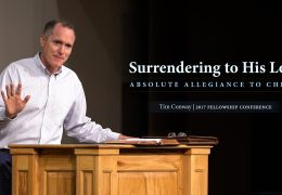 Surrendering to His Love – Tim Conway