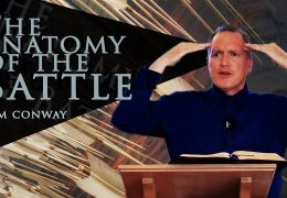 The Anatomy of The Battle – Tim Conway