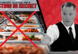 The Christian in Secret: Fasting In Secret – Tim Conway