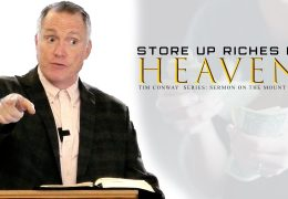 The Christian's Secret Life (Part 3) How To Pray – Tim Conway