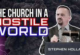The Church In A Hostile World