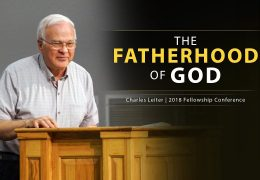 The Fatherhood of God – Charles Leiter