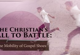 The Mobility of Gospel Shoes – Tim Conway