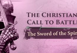 The Sword of the Spirit – Tim Conway