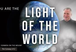 You are The Light of The World – Tim Conway